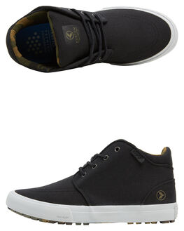 BLACK CAMO MENS FOOTWEAR KUSTOM BOOTS - 4991116BCMO