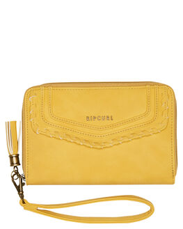 MUSTARD WOMENS ACCESSORIES RIP CURL PURSES + WALLETS - LWUIM11041