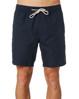 NAVY MENS CLOTHING BARNEY COOLS BOARDSHORTS - 805-CC2NVY