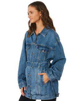 BELT IT OUT WOMENS CLOTHING LEVI'S JACKETS - 75690-00000000