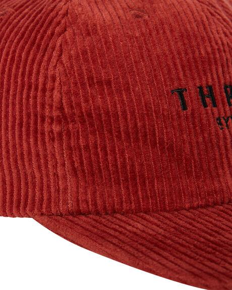 ROCKER RED MENS ACCESSORIES THRILLS HEADWEAR - TS9-506HRED