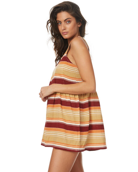 MULTI WOMENS CLOTHING ZULU AND ZEPHYR DRESSES - ZZ1644MULT