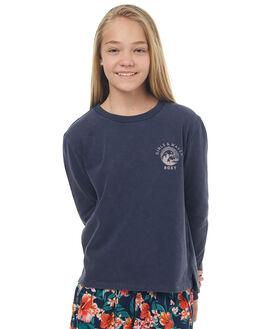 DRESS BLUES KIDS GIRLS ROXY JUMPERS - ERGFT03232BTK0