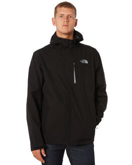 BLACK MENS CLOTHING THE NORTH FACE JACKETS - NF0A2VE8JK3