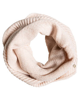 CLOUD PINK WOMENS ACCESSORIES ROXY SCARVES + GLOVES - ERJAA03568-MCW0