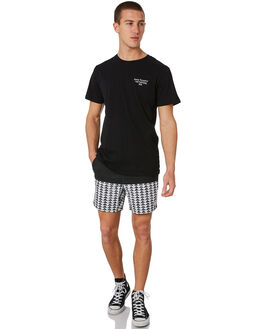 BK MENS CLOTHING THE CRITICAL SLIDE SOCIETY TEES - SWT1706BK