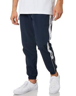 DARK BLUE MENS CLOTHING ZANEROBE PANTS - 705-VERIDKBL