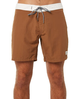 TOBACCO MENS CLOTHING RHYTHM BOARDSHORTS - JUL18M-TR05TOB