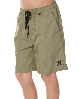 FADED OLIVE KIDS BOYS HURLEY BOARDSHORTS - ABBSHV36W
