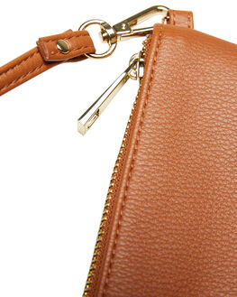 TAN WOMENS ACCESSORIES RUSTY PURSES + WALLETS - WAL0801TAN
