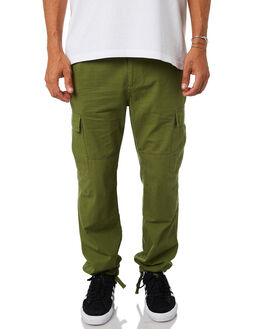ARMY MENS CLOTHING OBEY PANTS - BY088603ARM
