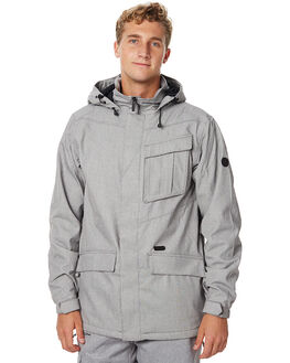 GREY SNOW OUTERWEAR VOLCOM JACKETS - G0451706GRY