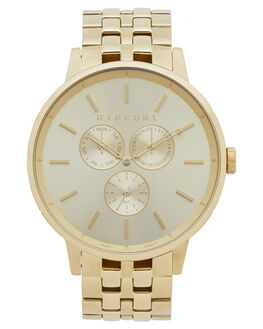 GOLD MENS ACCESSORIES RIP CURL WATCHES - A31500146
