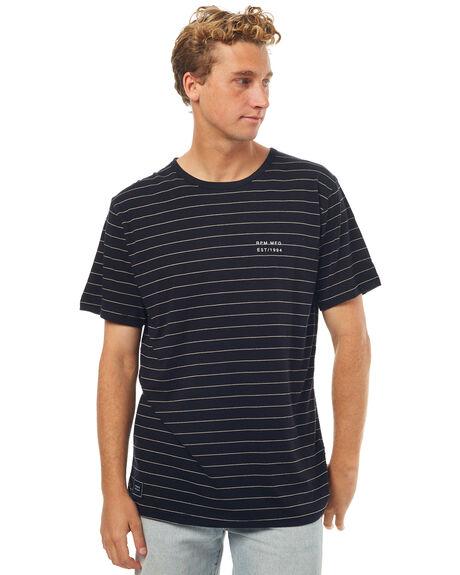 BLACK BEIGE MENS CLOTHING RPM TEES - 7SMT01ABBST