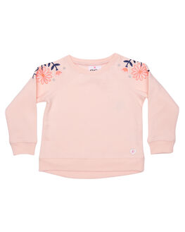 BLUSH PINK KIDS TODDLER GIRLS EVES SISTER JUMPERS - 8090114BLSH