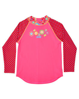 PINK OUTLET BOARDSPORTS ZOGGS RASHVESTS - 7049182PNK