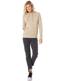 TAN WOMENS CLOTHING SILENT THEORY JUMPERS - 6012031TAN
