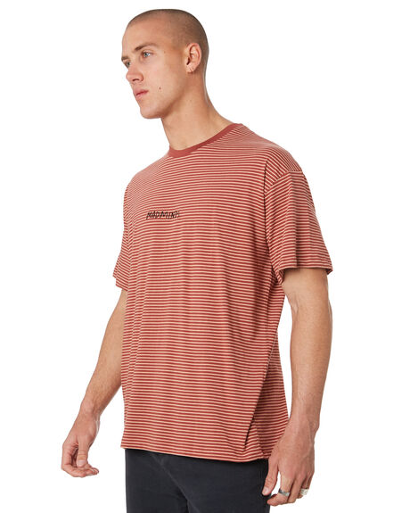MAHOGANY MENS CLOTHING MISFIT TEES - MT096101MAHGN