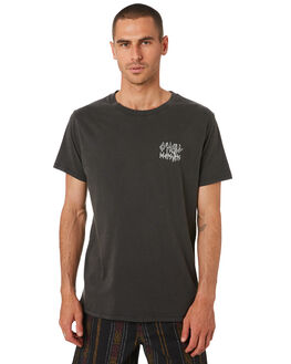VINTAGE BLACK MENS CLOTHING O'NEILL TEES - 5711108VNBLK