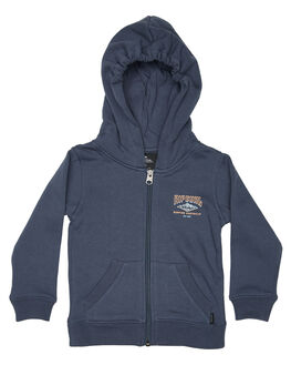 SLATE BLUE KIDS BOYS RIP CURL JUMPERS + JACKETS - OFEAZ31115