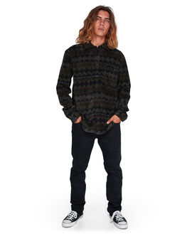 DARK MILITAR MENS CLOTHING BILLABONG SHIRTS - BB-9507210-DM2