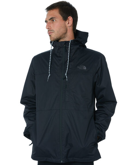 TNF BLACK MENS CLOTHING THE NORTH FACE JACKETS - NF0A3SOBJK3