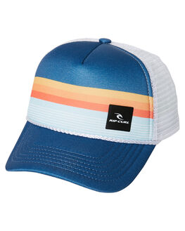 BLUE KIDS BOYS RIP CURL HEADWEAR - KCAOF10070