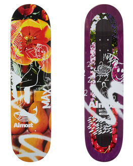 MAX BOARDSPORTS SKATE ALMOST DECKS - 10023693MAX