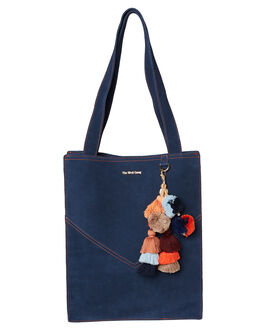 RIVIERA SUEDE WOMENS ACCESSORIES THE WOLF GANG BAGS + BACKPACKS - TWGAW19A02-RIRIV