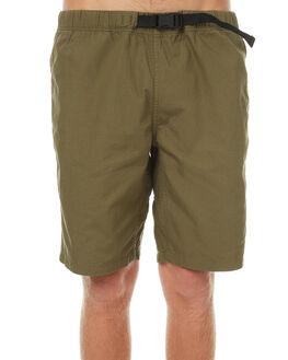 ROVER GREEN MENS CLOTHING CARHARTT SHORTS - I020592-628-06RGRN