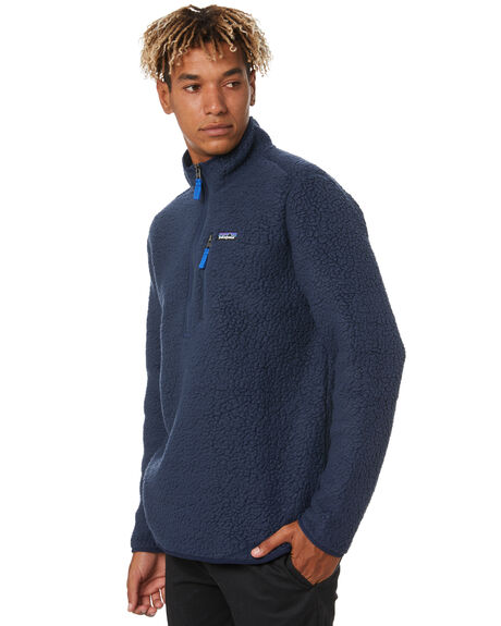 NEO NAVY MENS CLOTHING PATAGONIA JUMPERS - 22811NENA