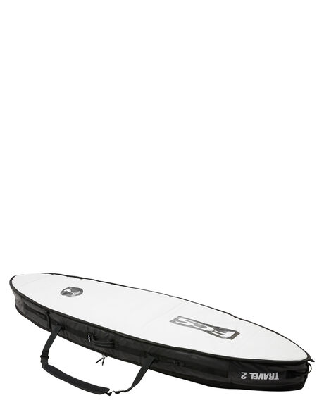 BLACK GREY BOARDSPORTS SURF FCS BOARDCOVERS - BT2-063-AP-BGYBLKGR