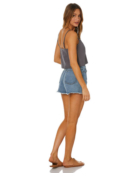 THREAD BLUE WOMENS CLOTHING RUSTY SHORTS - WKL0683THD