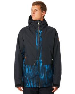 DAPHNE BLUE STELLAR BOARDSPORTS SNOW QUIKSILVER MENS - EQYTJ03179BQC4