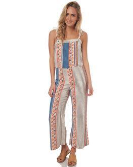 MULTI WOMENS CLOTHING TIGERLILY PANTS - T372372MULTI