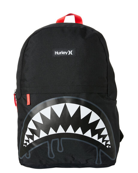 BLACK KIDS BOYS HURLEY BAGS + BACKPACKS - HH9A7097023