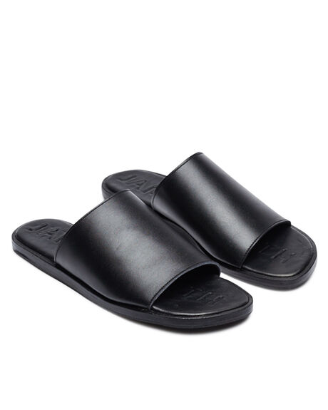 BLACK WOMENS FOOTWEAR JAMES SMITH FASHION SANDALS - 11671348BLK