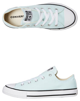 TEAL KIDS GIRLS CONVERSE SNEAKERS - 663631TEAL