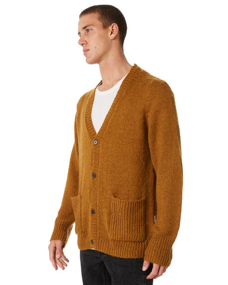 BROWN MENS CLOTHING INSIGHT KNITS + CARDIGANS - 5000001851BRN