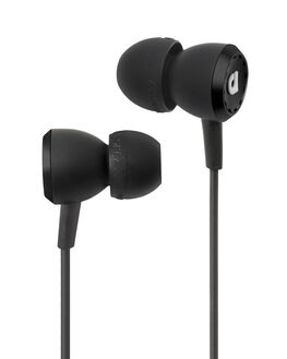 BLACK MENS ACCESSORIES AUDIOFLY AUDIO + CAMERAS - AF335-2-01BLK