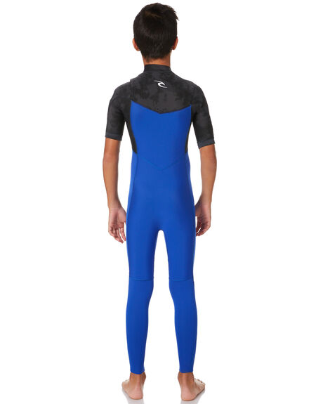 BLACK BLUE BOARDSPORTS SURF RIP CURL BOYS - WSM9UB0107