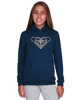 DRESS BLUES KIDS GIRLS ROXY JUMPERS + JACKETS - ERGFT03449-BTK0