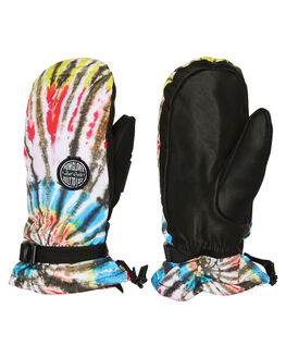 TIE DIE BOARDSPORTS SNOW POW GLOVES - TLM-B-S-HIP-TDTDI
