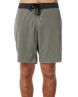 OLIVE OIL MENS CLOTHING AFENDS BOARDSHORTS - 10-01-076OLIOI