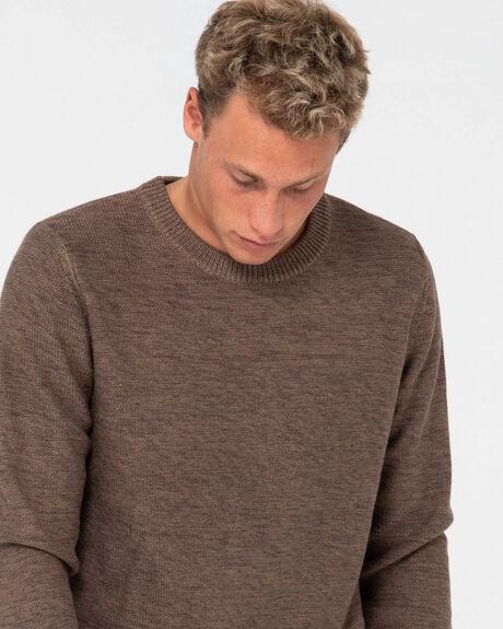 FALCON MENS CLOTHING RUSTY KNITS + CARDIGANS - CKM0242FAL