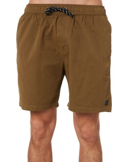 WASHED MILITARY MENS CLOTHING STAY BOARDSHORTS - SBO-19101WMLT