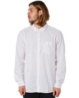 WHITE MENS CLOTHING HURLEY SHIRTS - 894999100