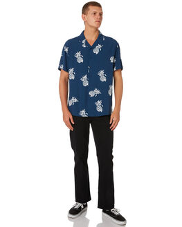 NAVY MENS CLOTHING SWELL SHIRTS - S5193166NAVY