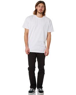 BLACK MENS CLOTHING VOLCOM PANTS - A11317G3BLK