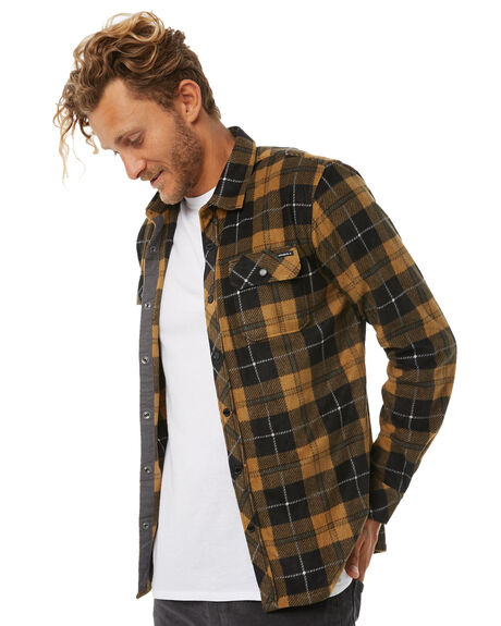 MOCHA MENS CLOTHING O'NEILL SHIRTS - FA7104312MOC